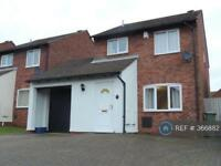 3 bedroom house in Shorham Rise, Two Mile Ash, Milton Keynes, MK8 (3 bed)