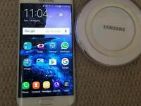 Samsung s6 edge unlocked swap for i phone 6