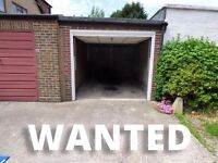 Garage share in the poets corner area wanted.