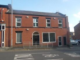 Retail/Office premises in Bolton city centre