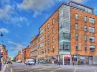 Palazzo, Merchant City - 2 bed flat to let