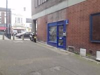 Shop/Office To Let - High Street Newcastle - Former Betting Shop - Approx 1000 SqFt