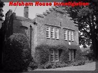Halsham House Ghost Hunt