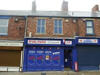 Shop + offices + storage as one unit to rent or sale in Seaham