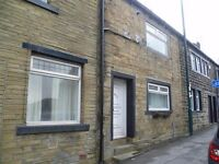 2 BEDROOM TERRACED HOUSE TO RENT GREAT HORTON ROAD BD7 £400 PER MONTH CALL 07956 090331