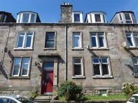 2 bed flat Royal Street Gourock to let