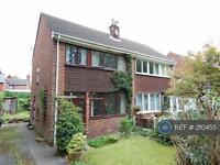 3 bedroom house in Railway Road, Manchester, M41 (3 bed)