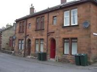 New Milns, High St, 250 PCM, 1 Bed Flat, Newly Refurbished, Quiet Street