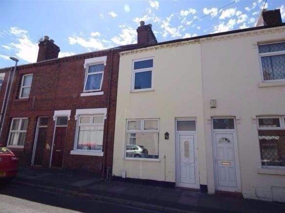 **LET BY** 2 BEDROOM-MID TERRACE PROPERTY-CORNWALLIS STREET-STOKE-LOW RENT-NO DEPOSIT-DSS ACCEPTED