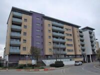 Docklands E16. Light, Modern & Spacious 2 Bed Furnished Flat with Balcony & Concierge