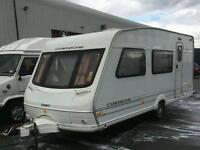 Swift Cornish 17/3/4 berth end bathroom 1998 touring caravan