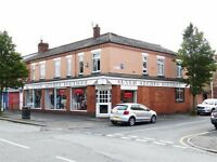 Large triple fronted retail shop, close to Wilmslow Rd,