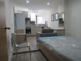 Studio flat Winckley Square, Preston, Lancashire, PR1