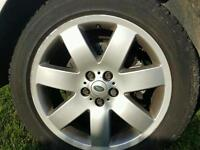 Range Rover vogue wheels and tyres
