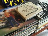 Vinyl joblot