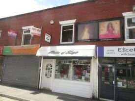 Shop with potential flat to Let