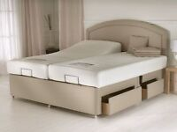 Brand New Electric Adjustable Beds. Orthopaedic Beds