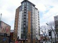 2 bed 2nd floor apartment on New Bailey Street, Salford.