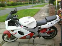 Super fast motorbike
