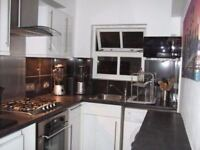 A modern one bedroom apartment with good size bedroom and lounge and off-street parking space