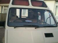 Original Renault traffic campervan mot til end of September px