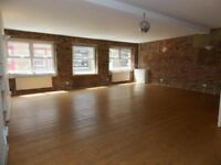 LARGE 1 BED IN SHOREDITCH WAREHOUSE APARTMENT