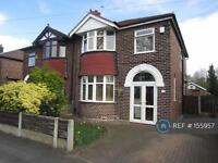 3 bedroom house in Balmoral Drive, Cheshire, WA14 (3 bed)