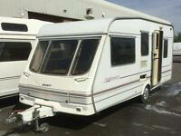 Swift challenger 4/5 berth 1998 needs tlc