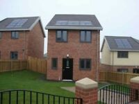 Home swap 2 bed new detached