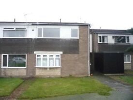 Property to let - 4 bedroom terraced house, Langdale Drive, Cramlington