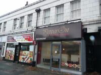 Fast Food Takeaway Business for Sale - Busy Main Road Location - Trafford Area - Flat Above Included