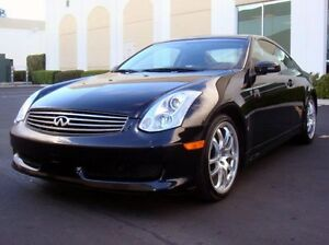 LOOKING FOR A 2006-07 INFINITI G35 COUPE (MANUAL ONLY)