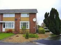 A completely refurbished two double bedroom house in a great location, available beginning of August