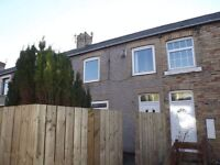 Tidy 2 bedroom house to rent on Sycamore st, recently refurbished and redecorated, new carpets