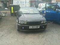 BMW 318ci CONVERTIBLE FOR SALE