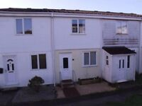 3 bed terraced house to rent with small rear garden and separate garage