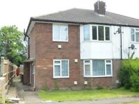 2 BEDROOM FLAT TO RENT IN DUNSTABLE - LARGE GARDEN. ALONG A5 SO GREAT ACCESS TO M1