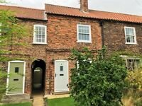 Charming country cottage (with garden office) in Whixley