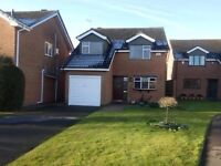 A lovely 4 bedroom detached house in Bedworth, Coventry, is available for rent from 25th July 2016.