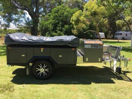 2016 Aztec X-Track Extreme & 2017 Plated Clearance - Aztec X-Track with 10ft Tent + Full Annex ...