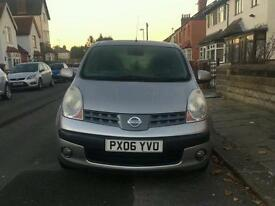 Nissan Note 1.4 petrol 2006