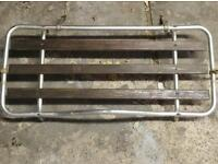 Austin healey sprite / mg midget rear boot rack