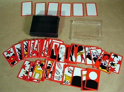 Japanese Hanafuda Flower Cards Game Indoor & Outdoor