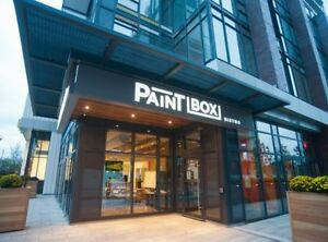Rental - $1875 1-Bed HIGH FLOOR Downtown @PaintBox condos