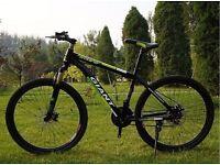 """Green 2016 Giant Atx Mountain bikes """"NEW"""" boxed 26""""1.95 Medium Size"""