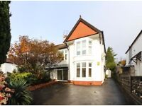 TWO BED GARDEN APARTMENT LLANDAFF AVAILABLE FOR SHORT TERM LET