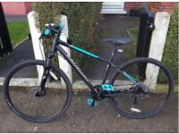 Great condition blue and black Specialized 'Ariel' bicycle