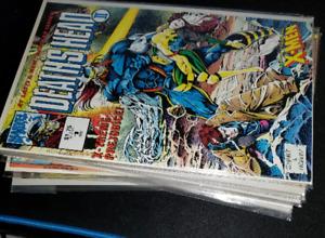 Marvel random lot of 25 comics.