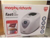 Morphy Richards FastBake 48280 Bread Machine