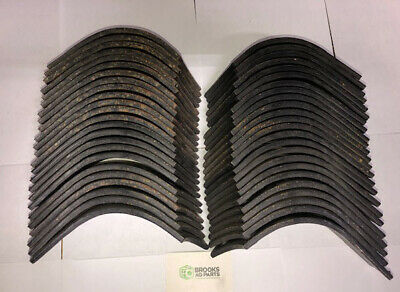 Full Set Of 48 Replacement Tines For John Deere Model 681 Tiller 24-rh 24-lh